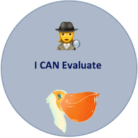 I CAN Evaluate Resources