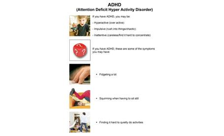 Attention deficit hyperactivity disorder (ADHD)