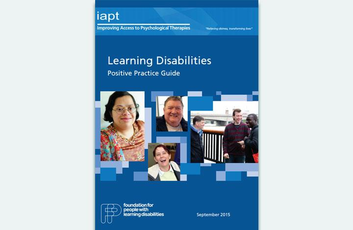 IAPT PPG learning disabilities